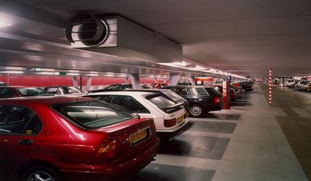 Afzuigunit parkeergarage 2