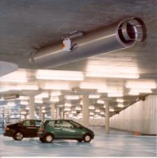 Afzuigunit parkeergarage 3
