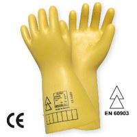 Elektrisch isolerende handschoen
