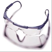 bril met zijkap