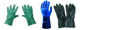 zuurbestendige hanschoenen
