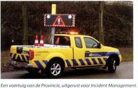 Provincie voertuig incident management
